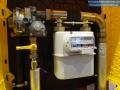 skrzynka gazowa, gazomierz Metrix z reduktorem ciśnienia