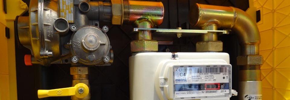 Projekt instalacji gazowej (gazu)